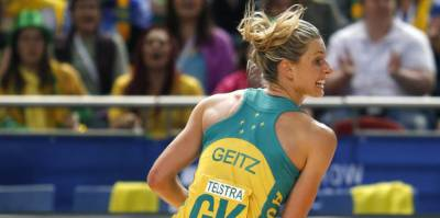 Women sport news - Geitz to join Diamonds in Canberra