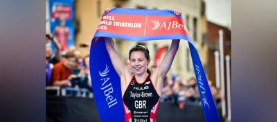 Women sport news - Georgia Taylor Brown shines at WTS Leeds to bring home first World Series gold