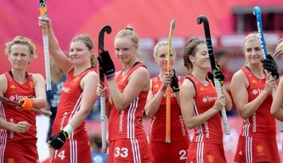 Women sport news - GERMANY DRAW TAKES WOMEN'S TEAM ONE STEP CLOSER TO THE SEMIS