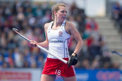 Women sport news - Giselle Ansley double gives Great Britain share of the spoils.
