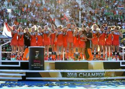 Women sport news - Glorious Dutch dominate and record books are re-written