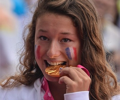 Women sport news - Gold for France on final day in Nanjing