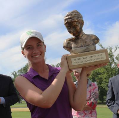 Women sport news - Gomez Ruiz Takes Montauban Ladies Open Title