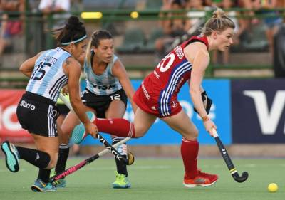 Women sport news - Great Britain announce FIH Champions Trophy squad