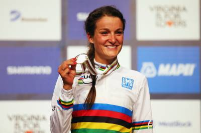Women sport news - Great Britain Cycling Team's Lizzie Armitsteadwins road world title in Richmond