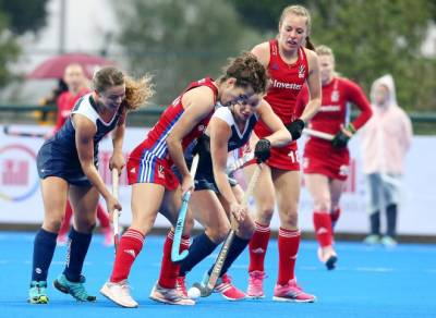 Women sport news - Great Britain were defeated by Australia in China