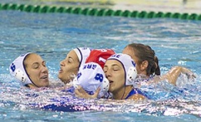 Women sport news - Greece new World Waterpolo World Champions