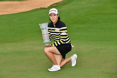Women sport news - Hae Rym Kim wins SGF67 World Ladies Championship with SBS in play-off