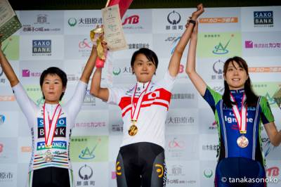 Women sport news - Hagiwara and D'hoore retain Japanese and Belgian Road Race Championship Titles