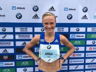 Women sport news - Hahner clocks 2:28:32 in Berlin Marathon