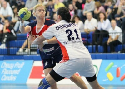 Women sport news - Handball: GB Women Shock World Champs Russia