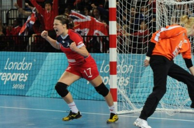 Women sport news - Handball on track to deliver Olympic Legacy with 100 days to go