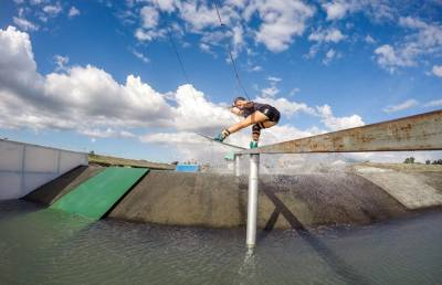 Women sport news - Have you heard of female wakeboarder Carro Djupsjö?
