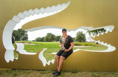 Women sport news - Hedwall secures comeback victory to reach Evian Championship