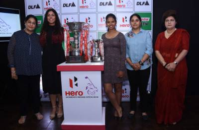 Women sport news - HERO WOMEN'S INDIAN OPEN 2018 TO BE BIGGER THAN EVER BEFORE
