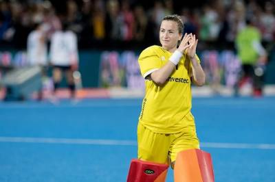 Women sport news - Hinch Claims 2018 FIH Goalkeeper Of The Year Prize