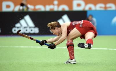 Women sport news - Honours even in third test between Great Britain and Australia