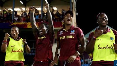 Women sport news - Hosts West Indies Overcome England