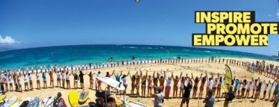 Women sport news - Huge Turnout for BE Maui 2013!
