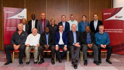 Women sport news - IAAF Area Associations declare support for President Coe