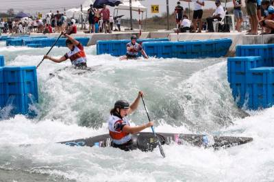 Women sport news - ICF Canoe Slalom World Championships in Rio, Brazil