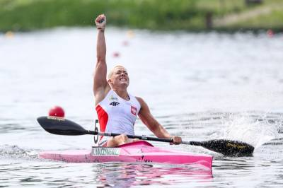 Women sport news - ICF Canoe Sprint World Cup in Duisburg, Germany.