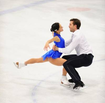 Women sport news - Iliushechkina & Moscovitch - New Canadian Pair team to debut in Poland