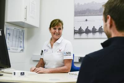 Women sport news - Interviews with GB Rowing's Dr Redgrave and Roz Brown