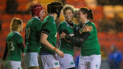 Women sport news - Ireland Women's Side Confirmed for Italy Encounter