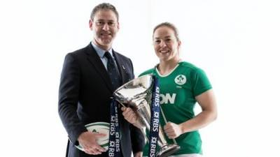 Women sport news - Ireland Women's Squad announced for 2017 Women's Six Nations