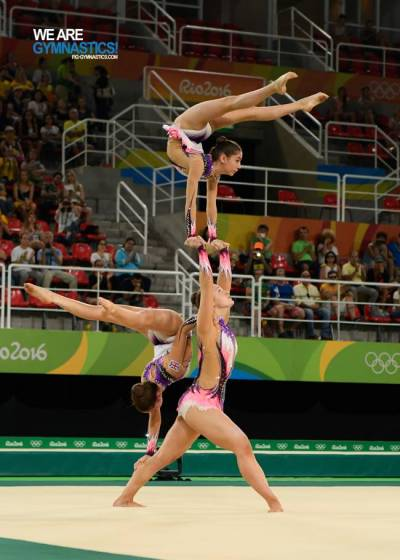 Women sport news - It's official: Acrobatic Gymnastics will be part of the 2018 Youth Olympic Games