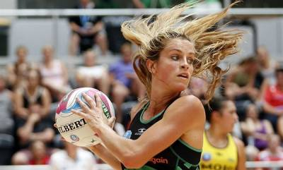Women sport news - It�s time to deliver says Fever Star Shae Brown