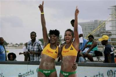 Women sport news - Jamaica win Caribbean NORCECA Continental Cup qualifier