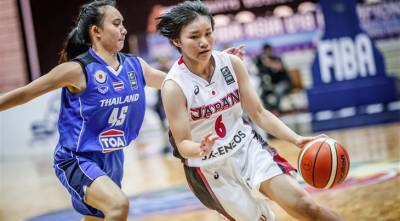 Women sport news - Japan too fast and athletic for hosts Thailand