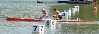 Women sport news - Jensen brings up treble as Hungary finish top of canoe sprint medal table