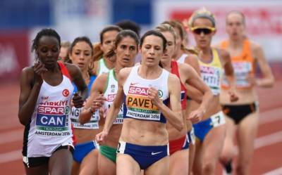 Women sport news - Jo Pavey named in Team GB Athletics squad for 2016 Rio Olympics