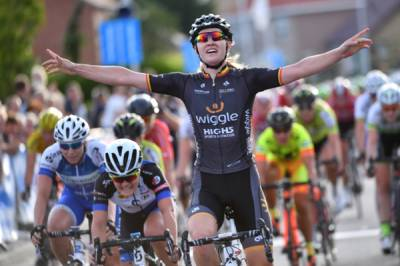 Women sport news - Jolien D'hoore Dominates BeNe Ladies Tour With Three Stage Victories