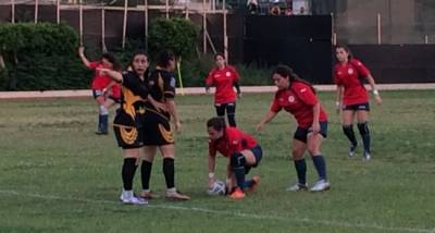 Women sport news - Jounieh victorious in first women's game in Middle East