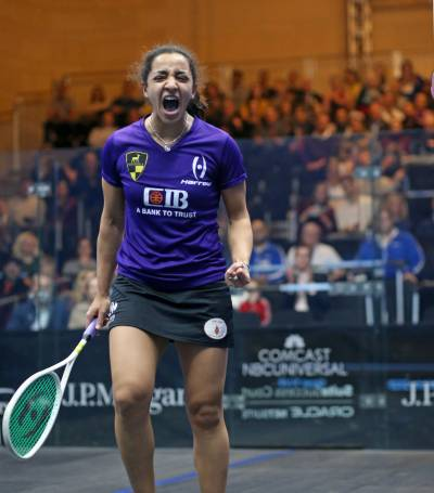 Women sport news - J.P. Morgan Tournament of Champions Set for All-EgyptianFinals