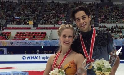 Women sport news - Kaitlyn Weaver/Andrew Poje (CAN) dance to gold-NHK Trophy