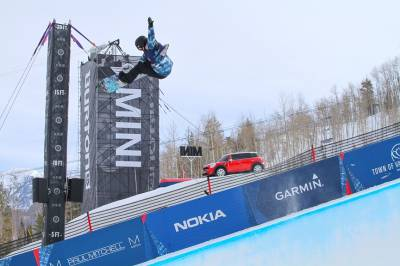 Women sport news - Kelly Clark (USA) scores another Halfpipe victory at the Burton European Open presented by MINI