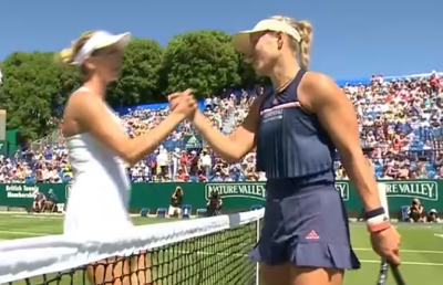 Women sport news - Kerber cruises past Collins to reach Eastbourne quarterfinals