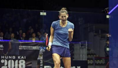 Women sport news - King claims Hong Kong Open Title