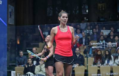 Women sport news - King Rises into Top Three of Women's World Rankings