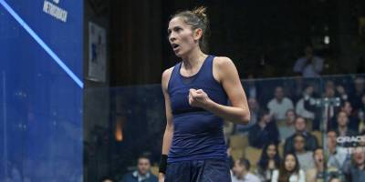 Women sport news - King Takes Out Defending Champion El Welily to Reach First World Series Final