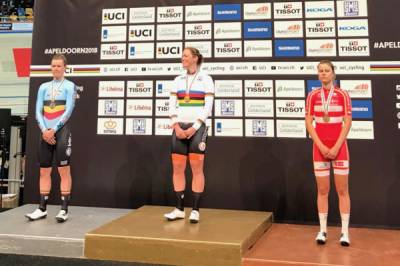Women sport news - Kirsten Wild takes spectacular home victory in World Championship Scratch Race