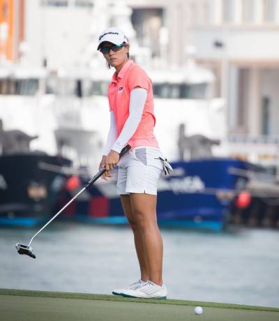 Women sport news - Koh Sock Hwee half way to coveted spot at HSBC Women's Champions