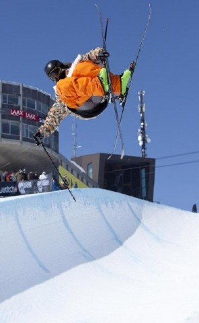 Women sport news - Laax is ready for the 6th European Freeski Open