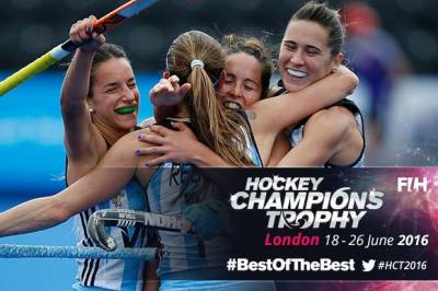 Women sport news - Las Leonas battle past Hockeyroos on Day 3