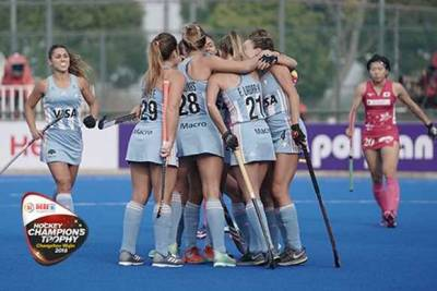 Women sport news - Las Leonas find their groove at Hockey Champions Trophy